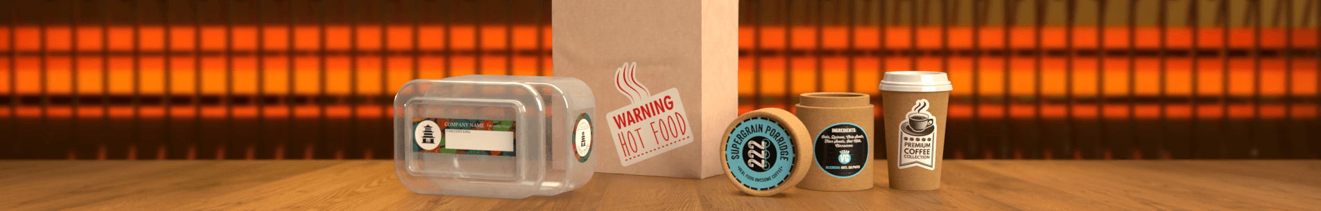 Heat Proof Labels