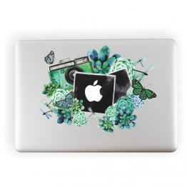 Polaroid Vinyl Laptop Sticker