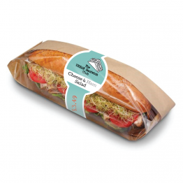 Baguette Wrap Plain Design