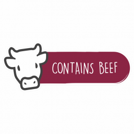 Food Allergy Labels - Beef
