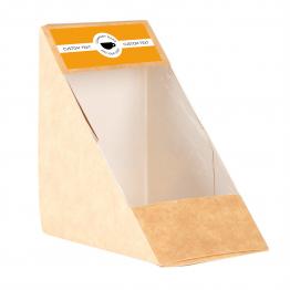 Sandwich Label (Small) - Simple Design