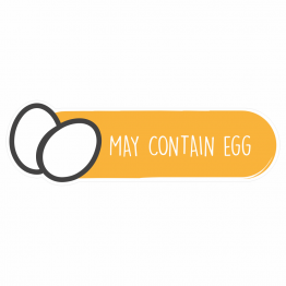 Food Allergy Labels - Egg