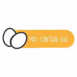 Food Allergy Labels - Egg