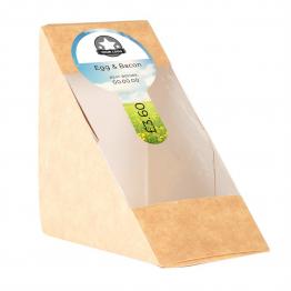 Sandwich label (Lollipop) - Image Background