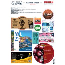Gloss Paper - Lowest Cost Option