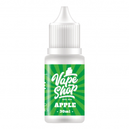 E-liquid Label - Apple 30ml