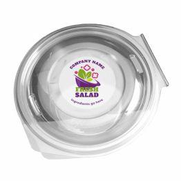 Clear Salad Sticker - Icon Design 03
