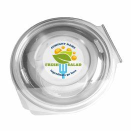 Clear Salad Sticker - Icon Design 04