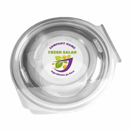 Clear Salad Sticker - Icon Design 05