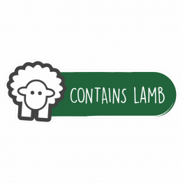 Food Allergy Labels - Lamb