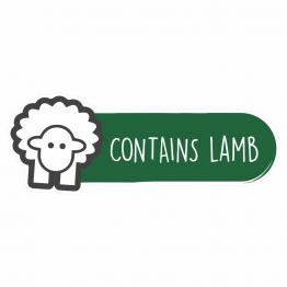 Food Allergy Labels - Lamb