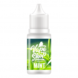 E-liquid Label - Mint 30ml