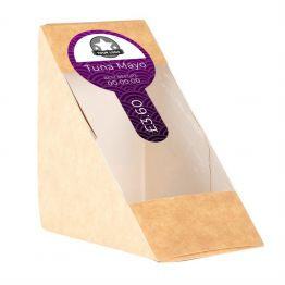 Sandwich Label (Lollipop) - Oriental Design