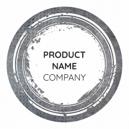 Product Labels - Grey Rings