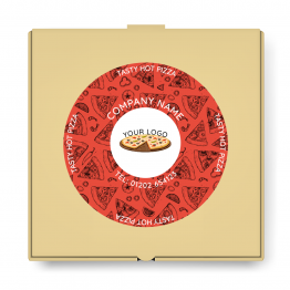 Pizza Takeaway - Pattern Design