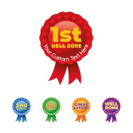 Sports Day Rosettes - Value Packs