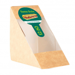 Sandwich Label (Lollipop) - Sub Design
