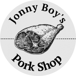 Butcher Sticker - Pork Shop