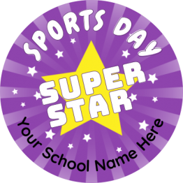 Sports Day Super Star