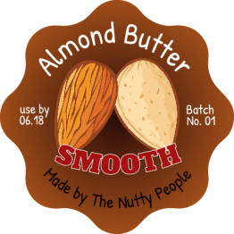Almond Butter Design