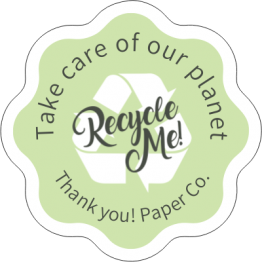 Recycle Me Sticker Design