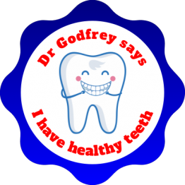 Personalised Dental Stickers