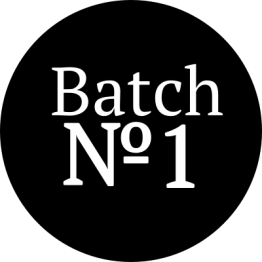 Batch Stickers - Black