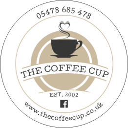 Cafe Contact Details Magnet Design