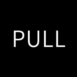 Door Sticker - Pull