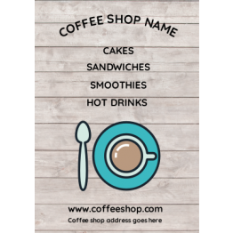 Flyers - Coffee Mug Design