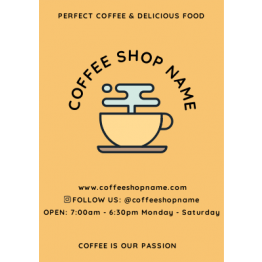 Flyers - Modern Coffee Mug