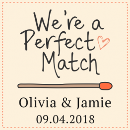 Perfect Match Save the Date