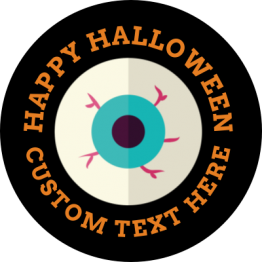 Halloween - Eyeball