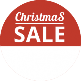 Christmas Sticker - Sale