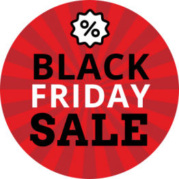 Black Friday - Sale Circle