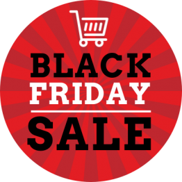 Black Friday - Sale Circle 2