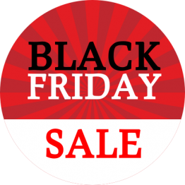 Black Friday - Sale Circle 3