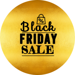 Black Friday - Gold Design