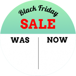Black Friday - Was & Now