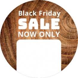Black Friday - Now Only 2