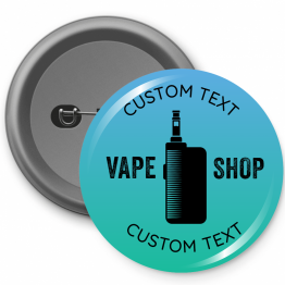 Vapeshop - Vape Badge