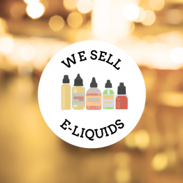 Vapeshop - We Sell E-liquids
