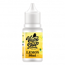 E-liquid Label - Lemon 30ml