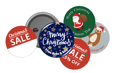 Festive labels which will WOW your customer