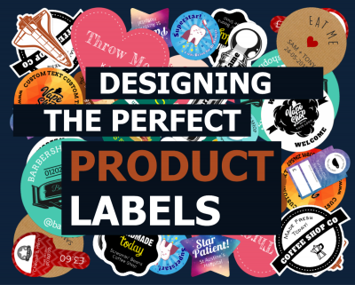 How to create a perfect product label