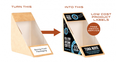 Is your packaging boring?