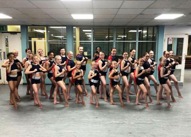 Team England Dance World Cup